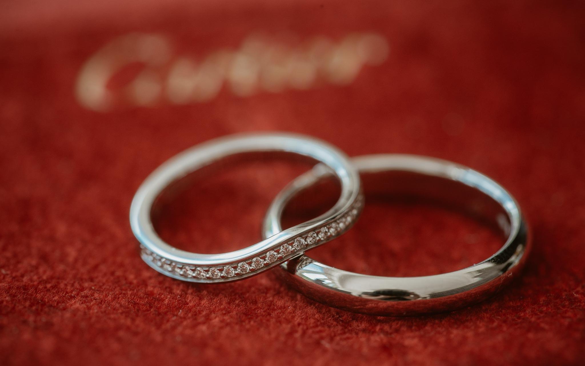photographies d'un mariage chic à Deauville en normandie