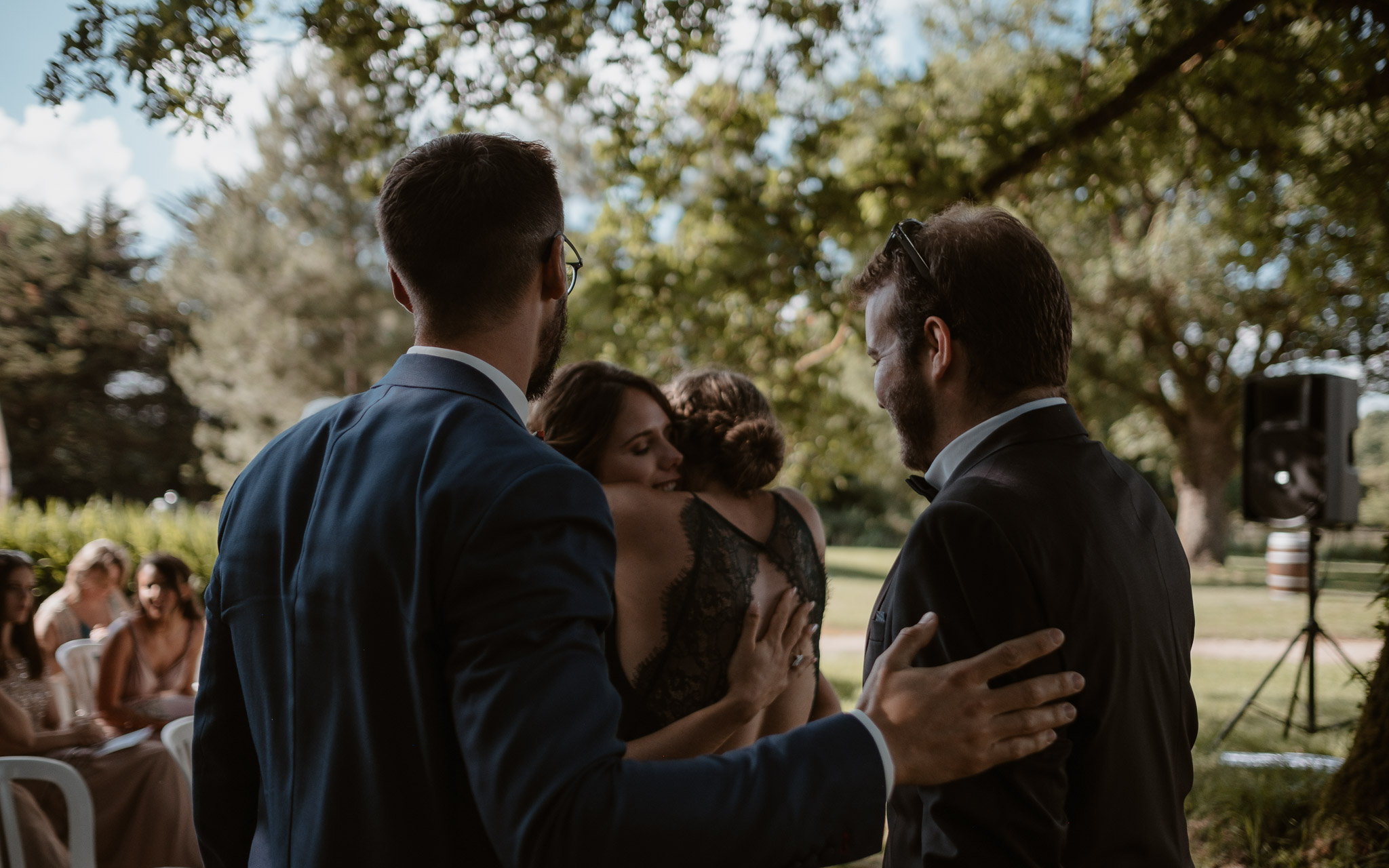 photographies d'un mariage moody en pays de la loire entre nantes et angers