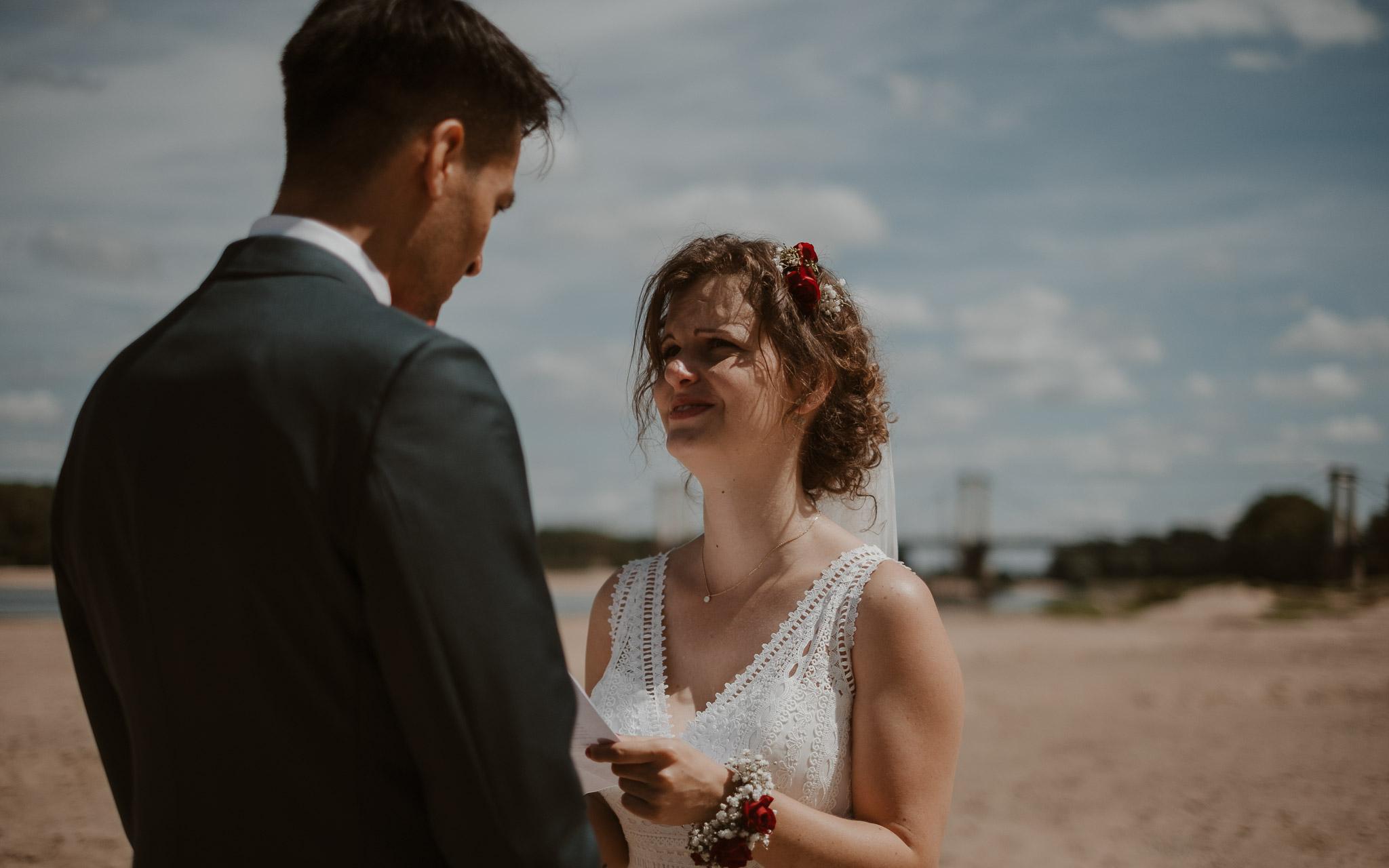 photographies d'un mariage multi-culturel à Freigné, entre Nantes, Angers et Ancenis.