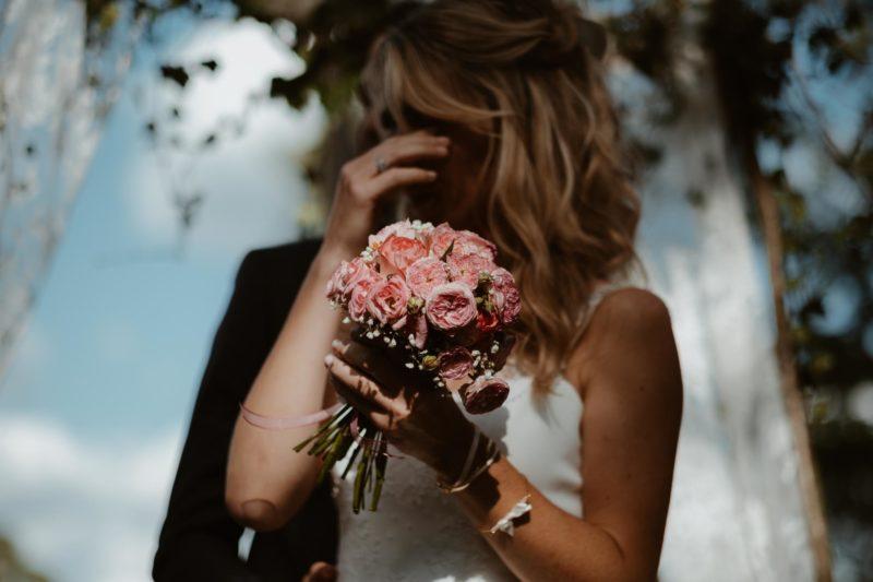 Photographies d'une journée de mariage