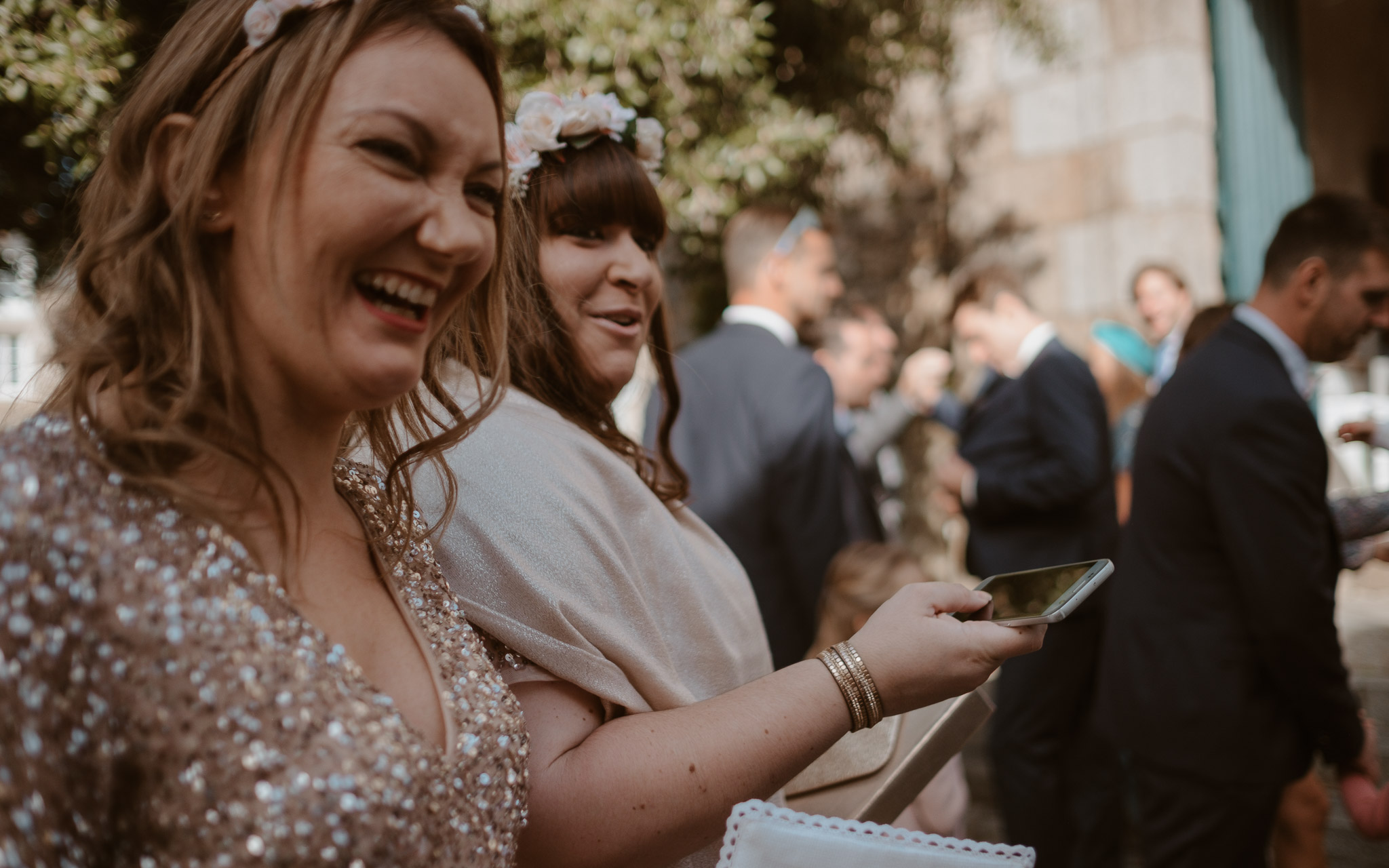 photographies d'un mariage chic à Dinard et Dol de Bretagne