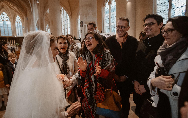 photographies d'un mariage chic d'hiver à l'Abbaye des Prémontrés de Pont-à-Mousson en Meurthe-et-Moselle